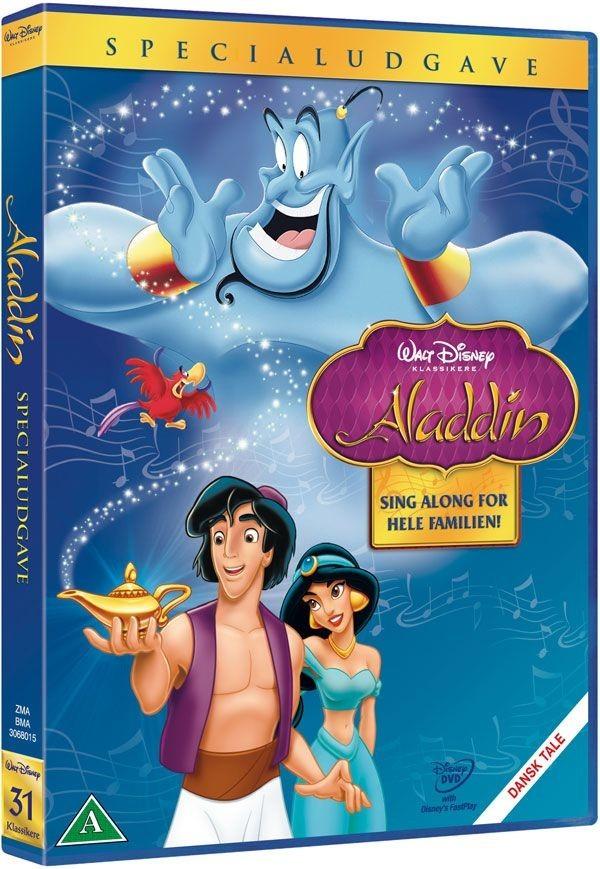 Køb Aladdin [Specialudgave]